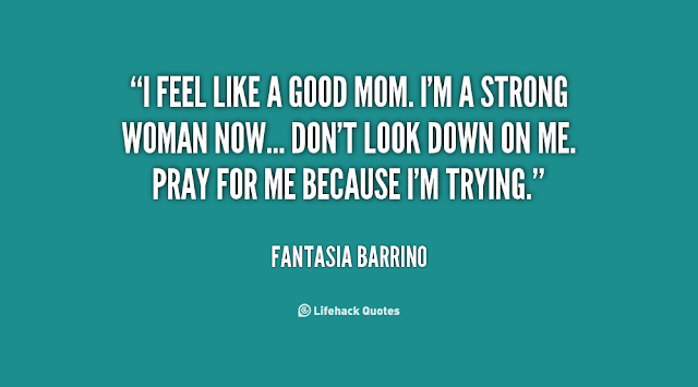 Becoming and being a mother quotes for son and daughter