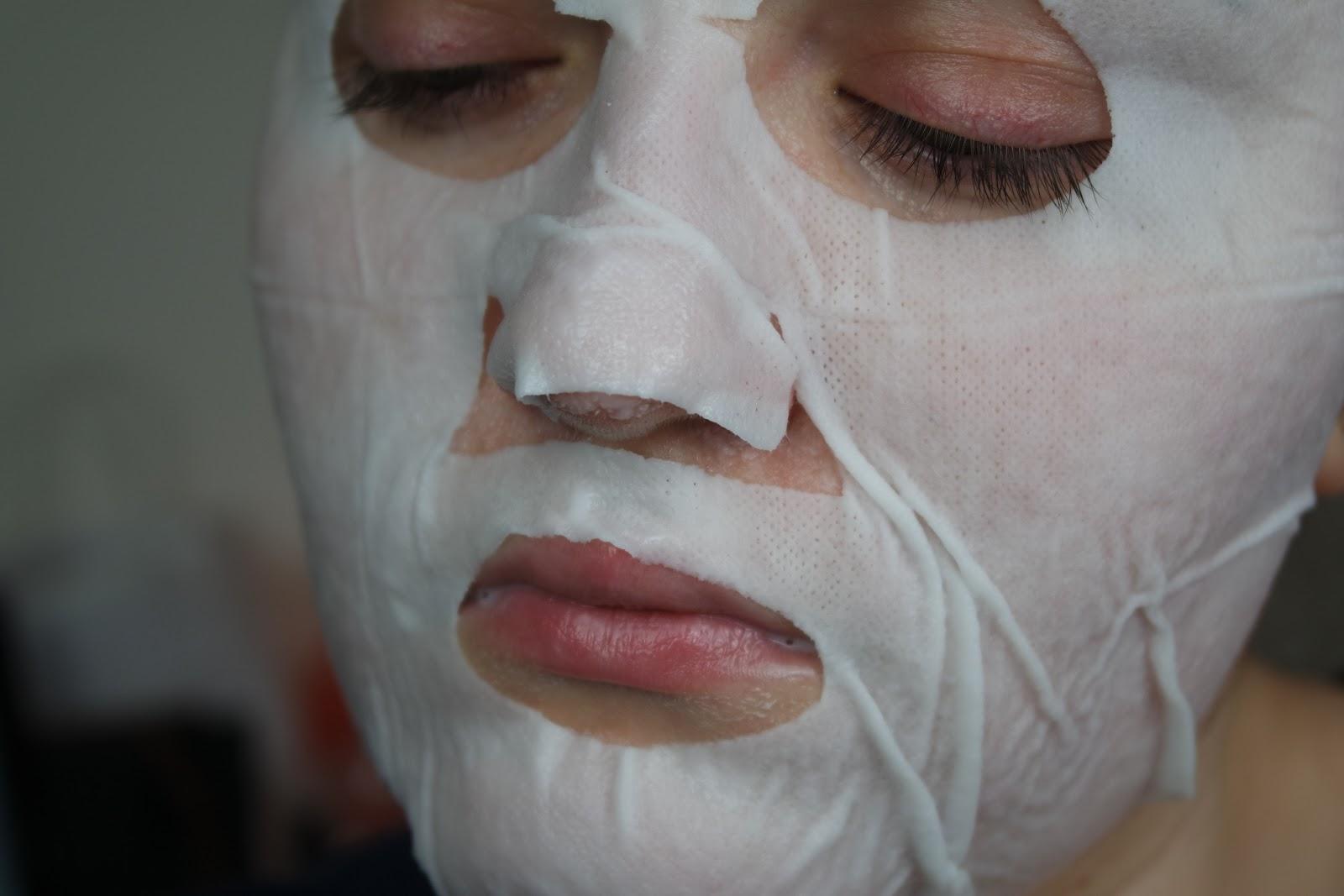 Polatam Water Gel Extra Force Masks & Pure Cream Mask