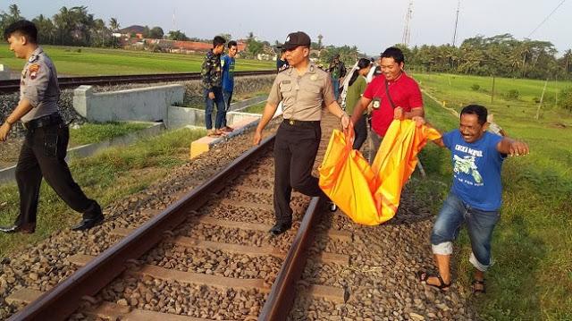 Hendak Melintas, Remaja Tewas Tersambar KA Arya Dwipangga di Prembun
