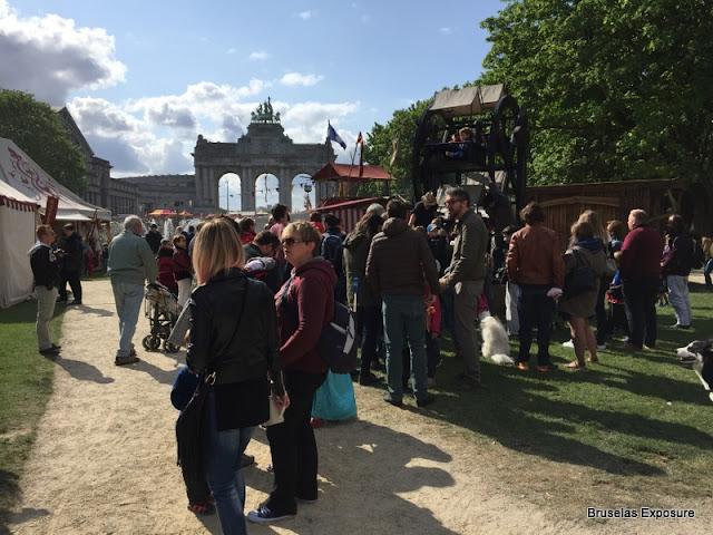 Mercado Medieval Etterbeek