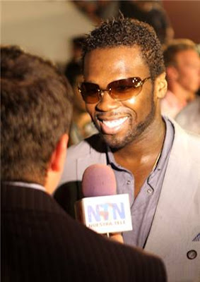 50 Cent Jheri Curl