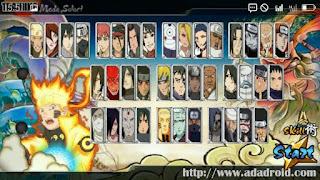 Naruto Senki Mod by Rifky Apin v1 Apk