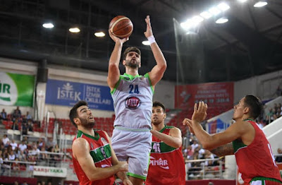Basketbol Süper Ligi Pınar Karşıyaka - Tofaş