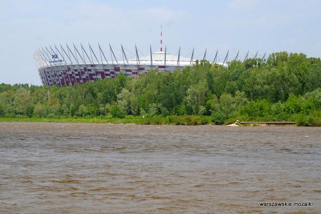 sport Warsaw miasto Wisła rejs po Wiśle city rok Wisły 2017 tramwaj wodny