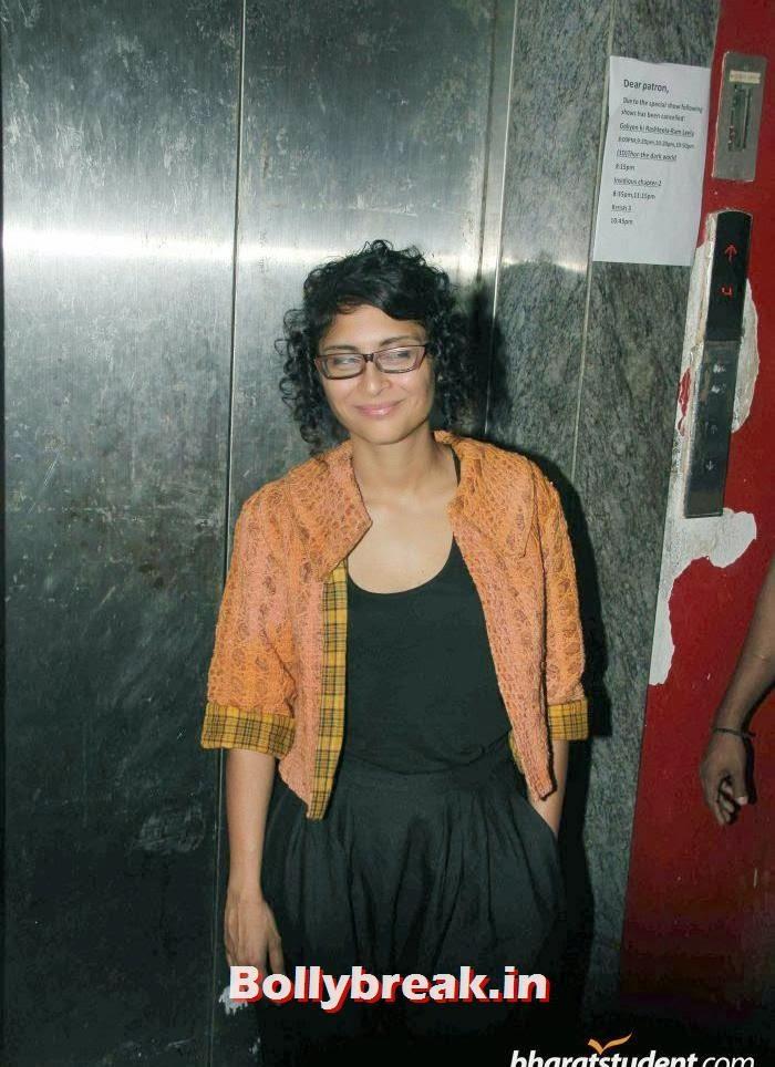 Kiran Rao at Gori Tere Pyaar Mein Special Screening, Gori Tere Pyaar Mein Special Screening Pics