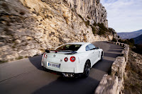 2012 MY car auto Nissan GT-R Égoïste official press image high resolution source facelift revised new generation