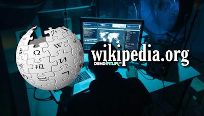 Wikipedia diblokir di Cina dalam semua bahasa dendiatur.com