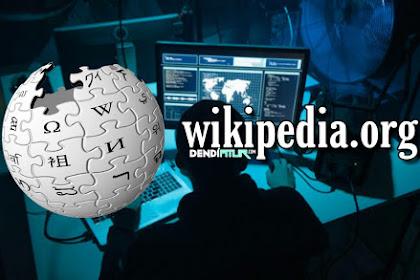 Wikipedia diblokir di Cina dalam semua bahasa | berita update hari ini