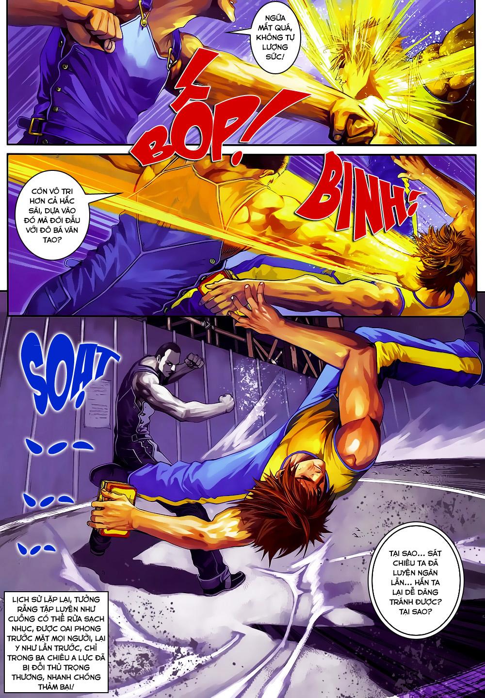 Quyền Đạo chapter 2 trang 12