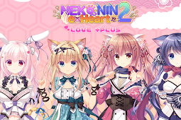 [ENG] Neko-nin exHeart 2 LOVE +PLUS VN Download