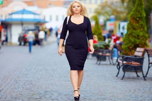 How to Dress When You Are Overweight
