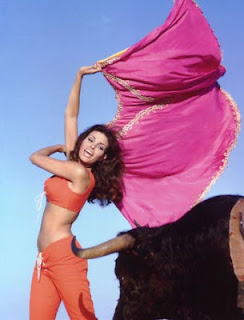 Raquel Welch Fathom 1967 movie