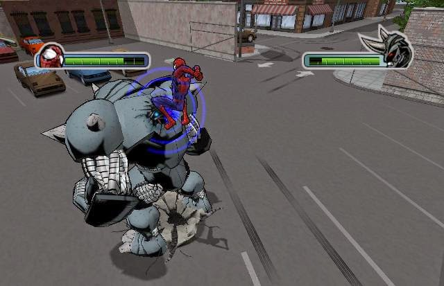 Ultimate spider-man download (2005 arcade action game).