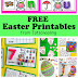 Free Easter Printables for Kids