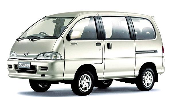 Daihatsu ZEBRA Plus Minus