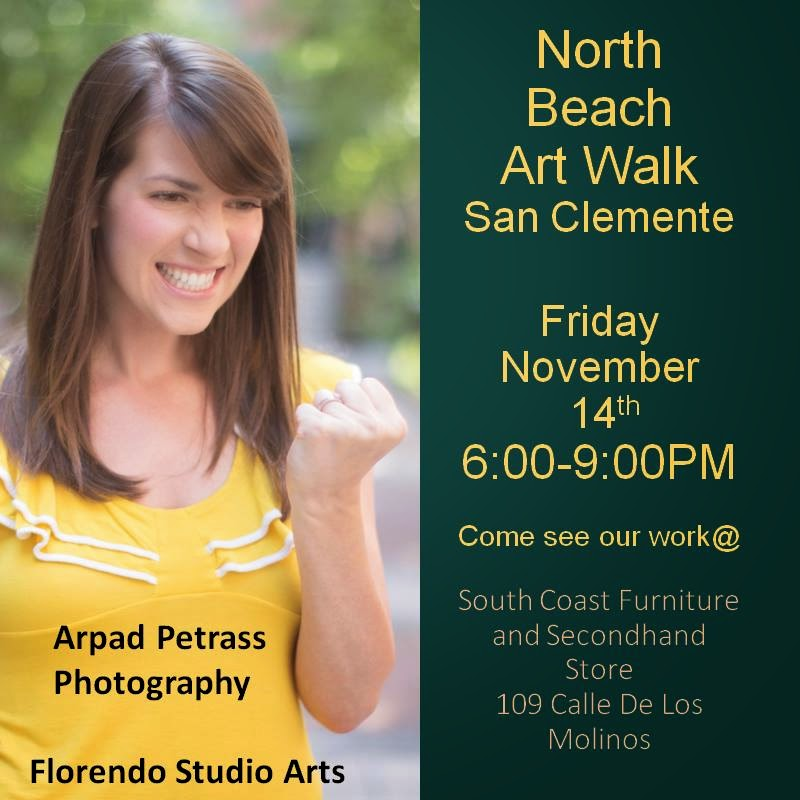 north beach art walk san clemente