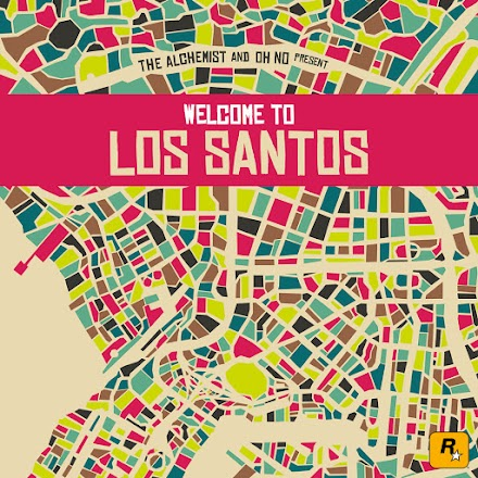 THE ALCHEMIST UND OH NO PRESENT – WELCOME TO LOS SANTOS | FULL ALBUM STREAM