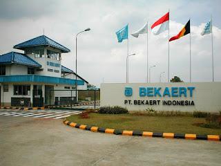 Disnakertrans Karawang Untuk PT Bekaert Indonesia