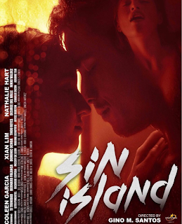 Like or Dislike: Movie Poster and Trailer of 'Sin Island' Starring Xian Lim, Coleen Garcia, and Natalie Hart