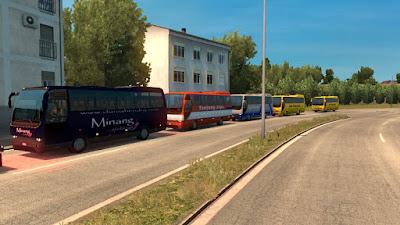 Traffic Bus Medium