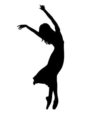silhouette, dancing, dress, Ballet,, stand, entertainment,show,, exercises, sports, girl, sport, woman, long hair