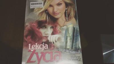 """""""Lekcja Życia"""" Martyna Jacewicz"""