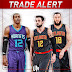Shrinking Dwight Howard Traded To Hornets His 5th Team, Tracy McGrady Reacts