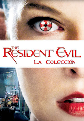 Resident Evil Coleccion DVD R1 NTSC Latino + CD