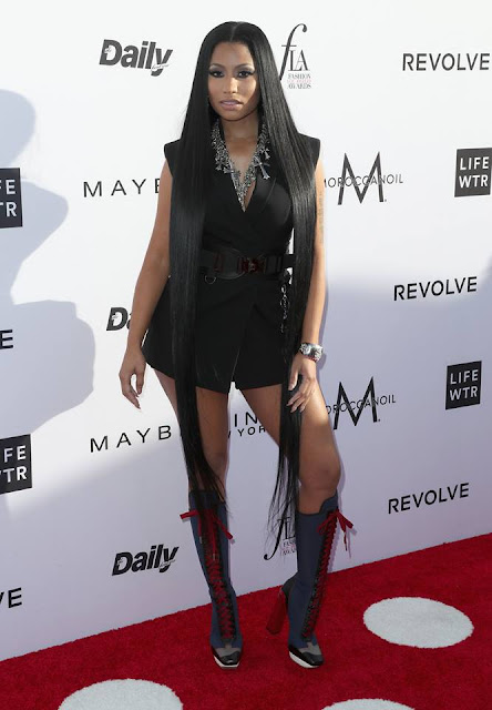Nicki Minaj, celebrity news