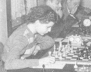 Pepita Ferrer muy joven