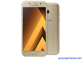 Cara Flashing Samsung Galaxy A3 2017 SM-A320F