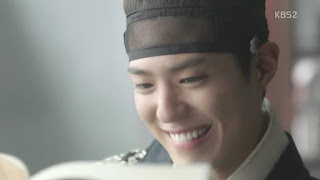 Sinopsis Moonlight Drawn by the Clouds Episode 1 - 1
