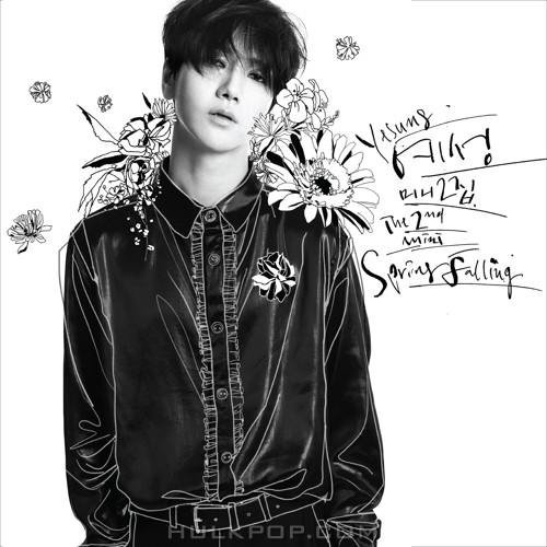 YESUNG – Spring Falling – The 2nd Mini Album – EP (ITUNES MATCH AAC M4A)