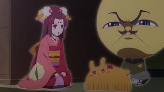 جميع حلقات انمي Tsukumogami Kashimasu مترجم عدة روابط
