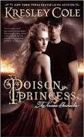 Book Review: Poison Princess by Kresley Cole