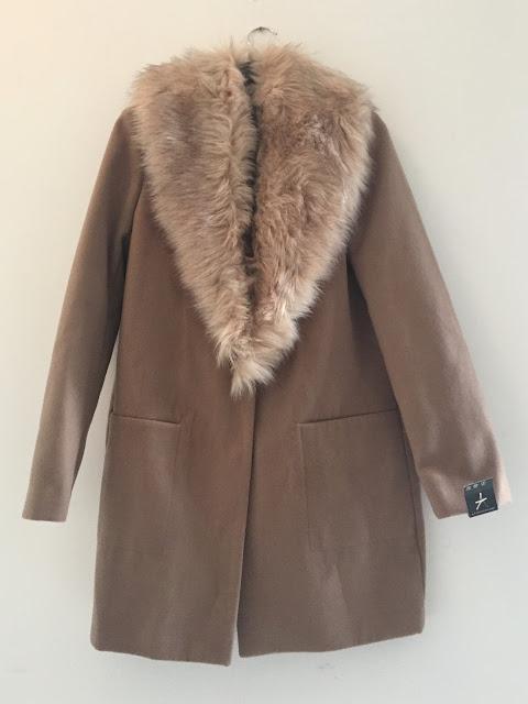 Shoplog Primark en Zara Gent - winterjas Primark