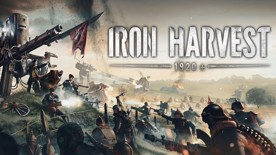 Iron Harvest, 4K, #5.2631