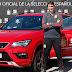 Η SEAT νέος χορηγικός εταίρος της Εθνικής Ομάδας Ποδοσφαίρου της Ισπανίας