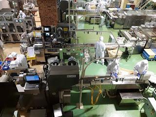 Ishiya Chocolate Factory At Sapporo