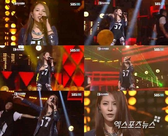 boa comeback show 4354