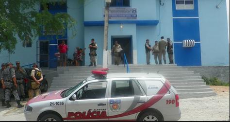 Polícia prende suspeitos de trocar tiros com delegado e PM em Delmiro