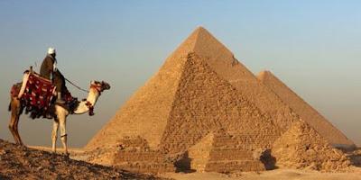 Penyair Yohanese Eka Chandra Bercerita Tentang Cara  Warga Mesir Menghilangkan Stress