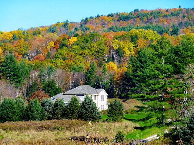 Paisaje cerca de Winslow Farms, Vermont, 7 North