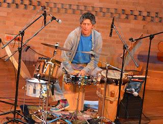 Germán Sandoval - Colombia / stereojazz