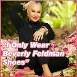 beverly feldman sexy shoes intro