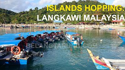 Langkawi Island Hopping Pakej