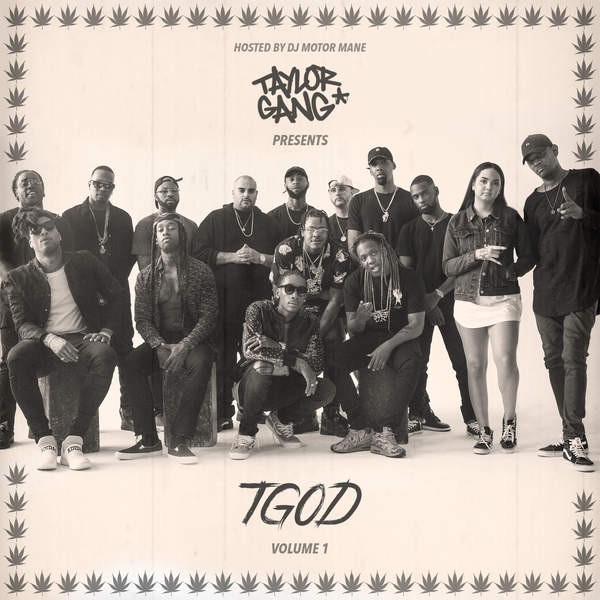 Various Artists - TGOD, Vol. 1 Cover