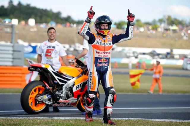 berita motogp Prediksi : Marquez akan seperti masa lalu Rossi