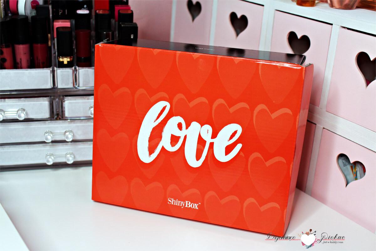 ShinyBox Luty 2018 Love - Zawartość