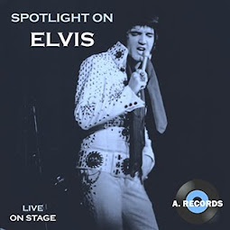 Spotlight On Elvis - Live On Stage (LPM-04AR) (January 2018)